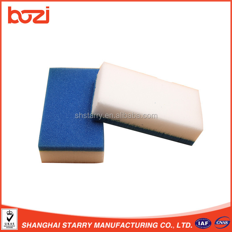 Odourless Cellulose Sponge With Scouring Pad