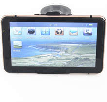 "Big discount 7"" 7-inch 800x480 256M free map outdoor gps vw passat b7 car gps navigation system for peugeot 308"
