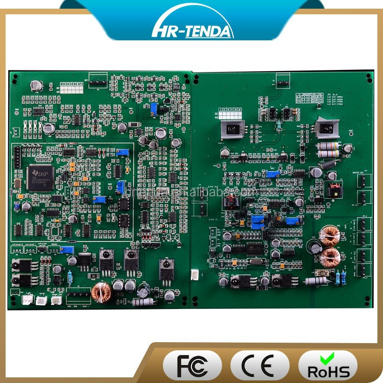 High quality EAS RF Sysem PCB Main Board Electronic Card Circuit Main Board in Security System