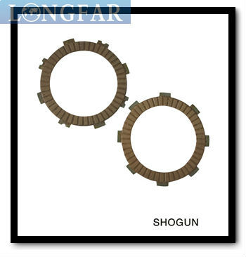 High quality motorcycle clutch disc plate SHOGUN