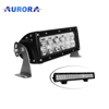 New design 6 inch atv parts auto led offroad light bar
