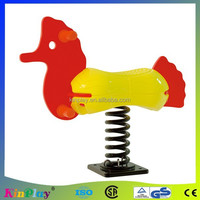 plastic rocking horse for kids,attractive Kids Spring Rider