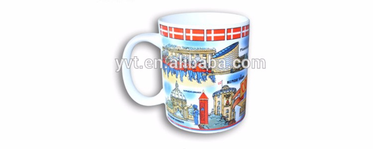 12oz Very White Printing Photo Mug
