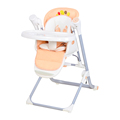 China factory wholesale plastic baby dinner highchair with baby swing(TY868C)