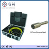 Promotion Model 30m Optic Fiber Cable video Inspection Camera for sale