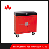 2015 best quality Multi-layer mobile metal tool cabinet/ Tool Service Cart Tool Trolley