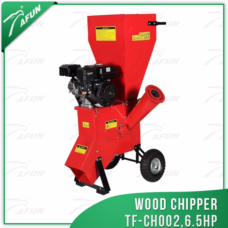 manual garden grass shredder and wood branch crusher