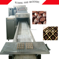 Chocolate ball making machine/chocolate processing machine /Chocolate manufacturing machine