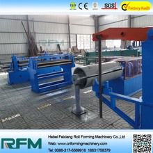 uncoiling-slitting-cutting-decoiler machine line