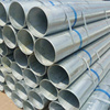 "1"" ASTM A53 coled rolled pre- galvanized steel pipe.t.ube"