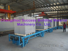 Chinese Fully-Automatical 300000m3/year AAC Block Machinery(Turn-key project)