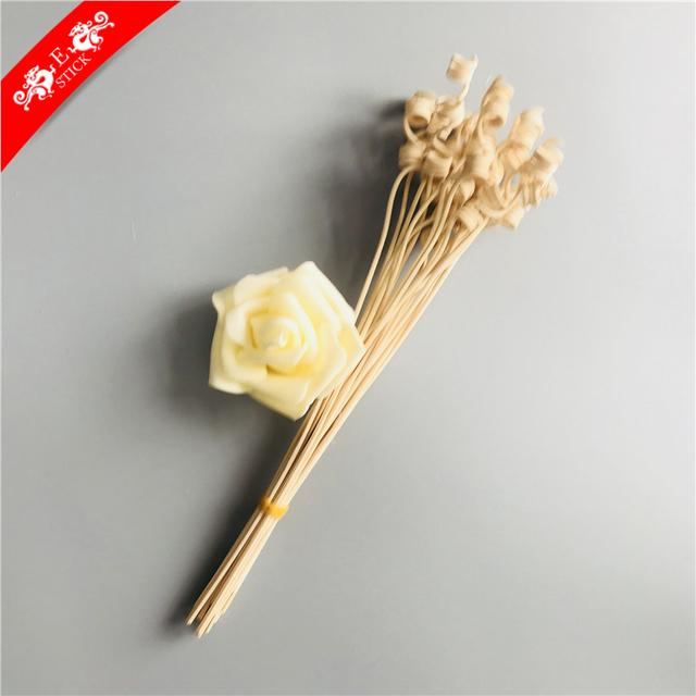Fragrant tropical style korea diffuser stick to decompose secondhand smoke
