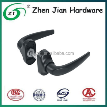 Double side opened hardware handle for Flush door and window, Made in China