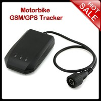 Free shipping Latest IPx7 Waterproof GPS GSM Vehicle Tracker for Motorcycle, motorbike and car TLT-2F with built in GPS chipset