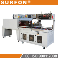 standard side sealer shrink wrapping machinery