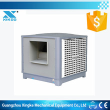 Industrial evaporative cooling pad ,air cooler system view