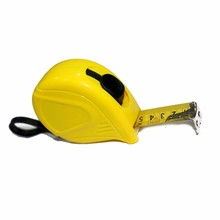 ABS plastic measuring tape measure with Magnet hook