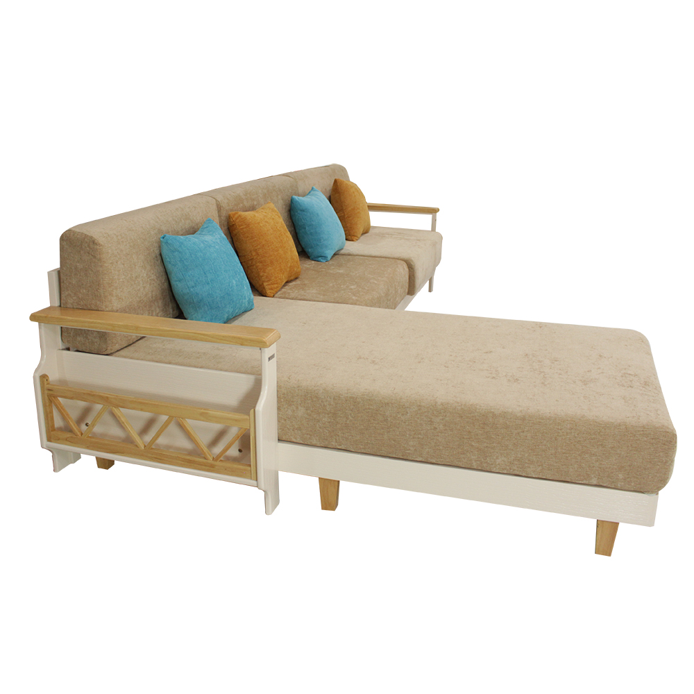 LM cheap environmental friendly simple sofa