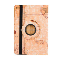 New product 2016 for iPad Mini 4 Cover Case 360 Rotating Smart Cover for iPad PU Leather Protect Case