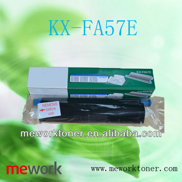 Genuine Ink Film KX-FA57E for Panasonic