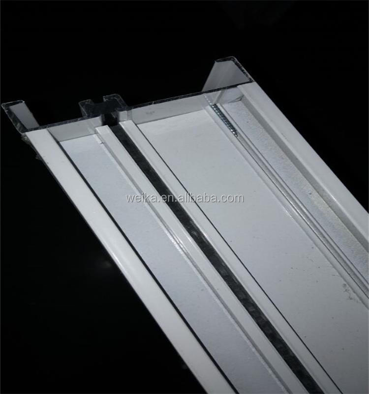 New design WEIKA Aluminum casement sliding windows and doors