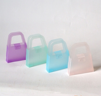 PVC PET PP custom small food packaging boxfor color candy pp candy box