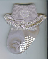 Latest best sell baby socks mary jane