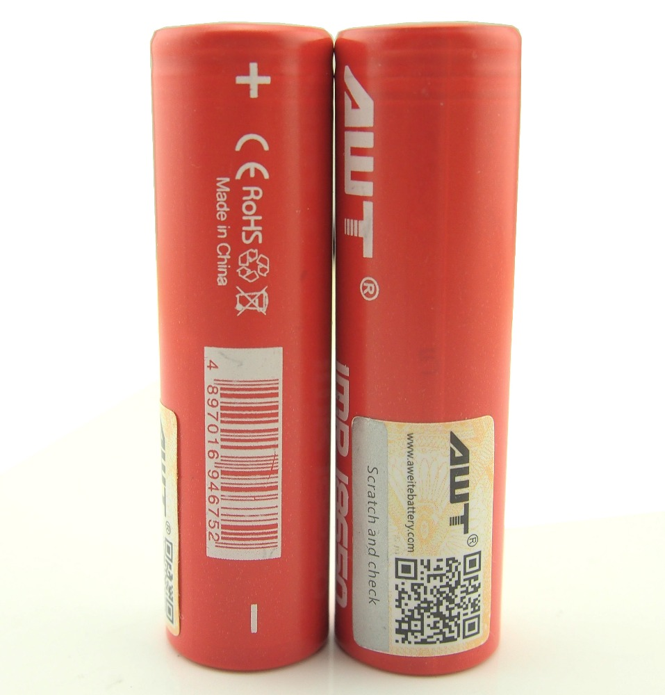 High Discharge rate awt 18650 40amp 3000mah 3.7v us18650ut polymer lithium 4.2v battery rechargeable cr1620 batteries