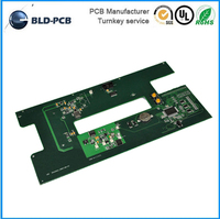 2 layer low cost pcb board production led pcb manufacturer blank circuit board