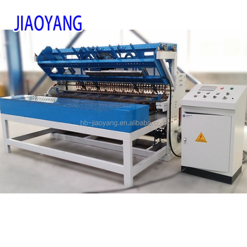 Semi automatic crimped wire mesh knitting machine manufacturer