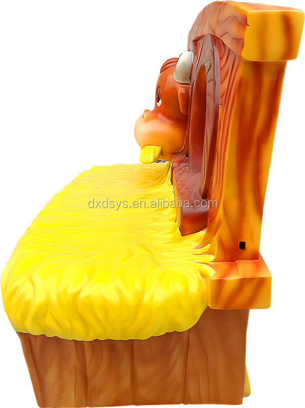 Fiberglass Decoration Chair