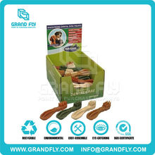 Pet Dog Dental Care Store Corrugated Modular Display Box