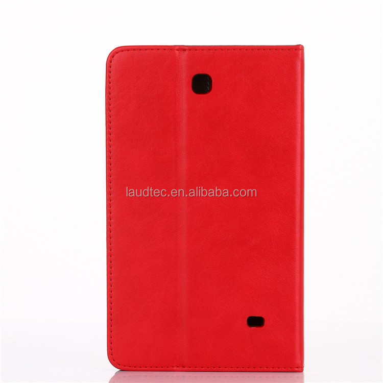 Shell Wallet Leather Case Skin Cover for samsung t230 Tab