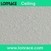 acoustic mineral wood ceiling and wall panel