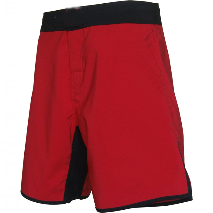 Red Plain Mma Shorts - Buy Plain Mma Shorts,Red Shorts Product on ...