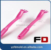 plastic brush mould for bathroom product,plastic toilet brush mould