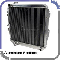 Hot selling for TOYOTA HILUX SURF 2.8 D LN106 LN107 3L ENGINE RADIATOR M/T racing car parts aluminum radiator