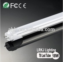 Free Japanese led tube g13 double ends 1200mm 4ft 18w led tube light with CE ROHS PSE