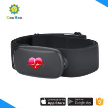 CooSpo Elite HRV bluetooth 4.0 ant+ heart rate monitor