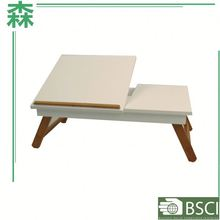 Yasen Houseware Study Table And Cabinet Wall Mounted Folding Table Wooden Laptop Table