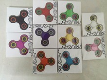 Coloful Hand Spinner / Fidget Spinner / Hand Fidget Spin Toy 75x75x7mm