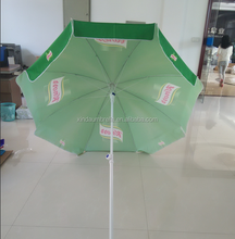 1.8 m Promotional Parasol 75g TNT Fabric with Tilt China Factory Outdoor Beach Umbrella XD-BU100