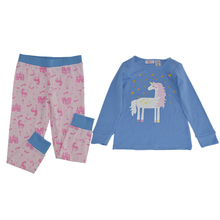 new stylish 100% cotton Long sleeve children/baby/kid pretty pajamas/sleepwear/homewear set