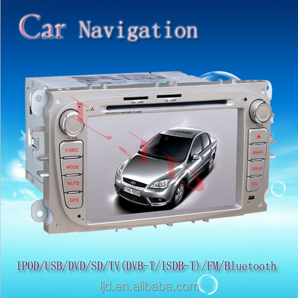 double din Mondeo 2009 touch srceen wince car dvd player 2 din multimedia gps tracker with rearview camera