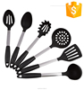 Stainless steel silicone 6-piece kitchen gadgets tool set kitchen utensils gadgets