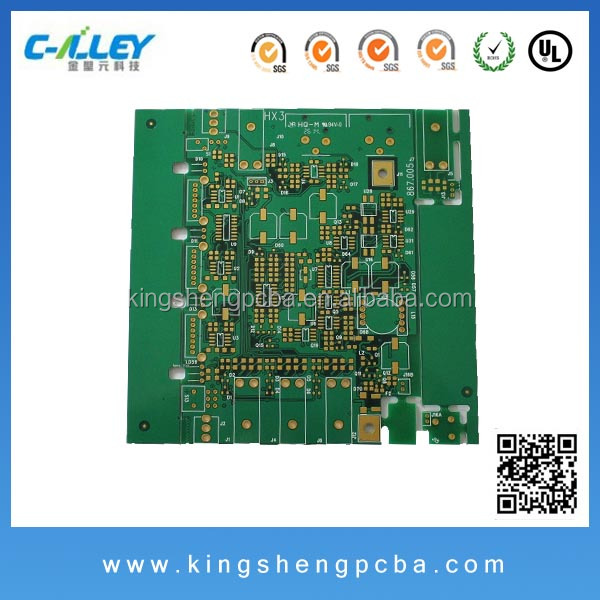 hearing aids Printed Circuit Board Assembly