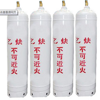 High safe Small Helium Empty Gas Cylinder