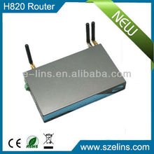 H820 mobiler wlan router with sim slot
