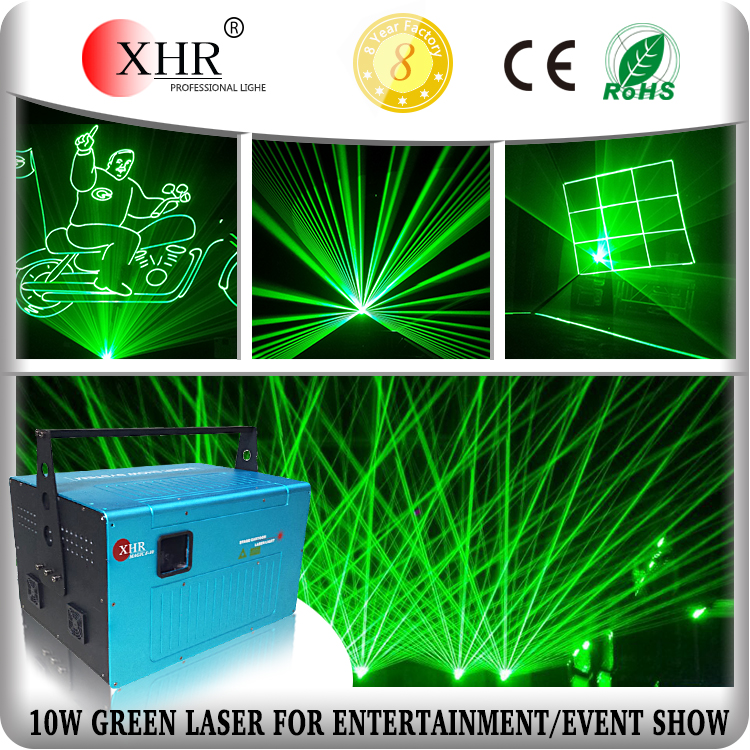Buliding laser beam projector,programmable sdvertising sky laser stage lights show projector