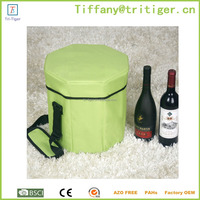 disposable ice cooler bag/frozn lunch cooler bag/hot and cold cooler bag